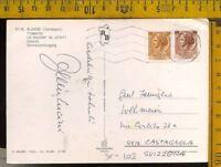 Repubblica francobollo Siracusana per l' estero X 103