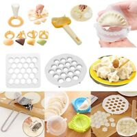 Dumpling Mold Maker Gadgets Dough Press Ravioli Making Mould DIY Kitchen Tool