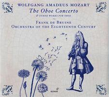 Mozart / Bruine / Or - Mozart: The Oboe Concerto [New CD]
