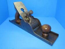 New ListingSpiers Plane-O-Ayr wood panel plane proper parallel iron early dovetailed model