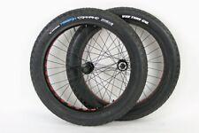 Bullseye Monster Wheel Set 26 inch Aluminum Rims Fat Tire Bike 135 / 170mm
