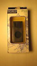 ipod Nano CASE hard cover Black metal NEW Samsonite Limited INA7BK original box