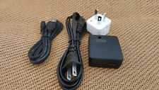 Genuine Olympus AC Adapter F2AC F-2AC-1B Charger + Cord for Cameras