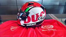 Ducati Type Pro Helmet-Arai-NEW! Signet Q