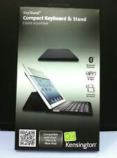Kensington KeyStand Bluetooth Folio Keyboard Stand Case 4 iPad/iPad Air