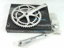 Campagnolo Crankset Chorus 10 Speed 170mm 53/39 W Crank Bolts Road Bicycle NOS