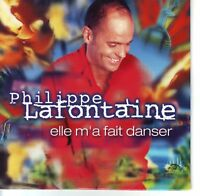 CD SINGLE 2T PROMO PHILIPPE LAFONTAINE / TREMA / 1998