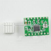 1 PC A4988 StepStick Stepper Motor Driver Module Heat sink for 3D Printer Reprap