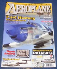 AEROPLANE MONTHLY MARCH 2014 - P-51C MUSTANG PRINCESS ELIZABETH