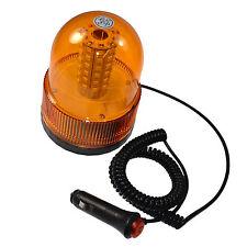 HQRP Luz estroboscópica amarilla de emergencia con base magnética para techo