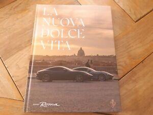 Brochure FERRARI ROMA : catalogue rigide avec petits défauts / 3