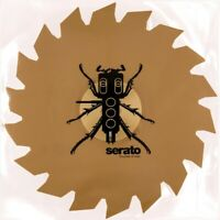 "Serato X Thud Rumble - Weapons of Wax #4 (Buzz Weapons) 1x 12"" Control V... Gold"