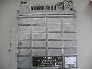 Getriebesteuergerät Steuergerät Getriebe MAN Bus Bosch 0260001009 ZF 0501206727