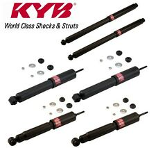 KYB QUAD 6 SHOCKS FORD BRONCO 84 to 96 1984 to 1996 - 344076 344049 344077