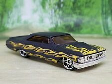 Hotwheels '64 Ford Galaxie Custom - Excellent Condition