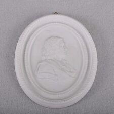 Meissen kleines Wandbild Medaillon Relief 300 Jahre Böttger, 1.Wahl, TOP