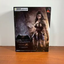 Wonder Woman Play Arts Kai Batman V Superman Collectible Figure