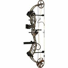 New 2018 Bear Archery Approach RTH Compound Bow 60# RightHand True Timber Kanati