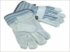 Town and Country - TGL410 Mens Suede Leather Palm Gloves