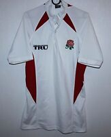 England National Team Rugby shirt TRU size M