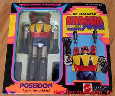 Getter Robot-G Poseidon Shogun Warriors Popy Mattel Chogokin GA-12 (Grendizer)