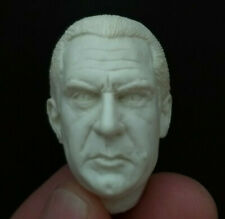 Aurora Creature AND Dracula Resin Replacement Heads and Nameplate Kits Mike Hill