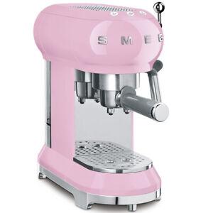 SMEG Macchina caffè espresso ECF01