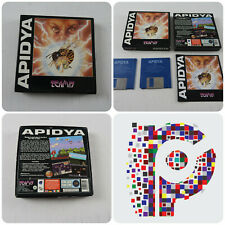 Apidya A Team 17 Game for the Commodore Amiga Computer tested & working