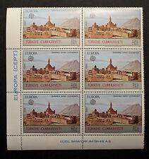 EUROPA Timbre TURQUIE / TURKEY Stamp - Yvert et Tellier n°2213 x6 n** (Y3)