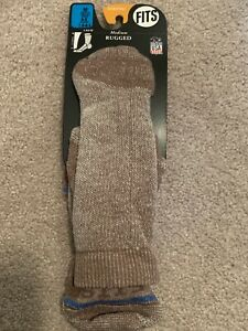 Fits Socks Hiking Rugged Medium Weight New