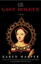 The Last Boleyn by Karen Harper (2006, Paperback)