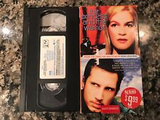 The Princess And The Warrior Vhs! 2001 Romance Drama! (See) Talk To Her