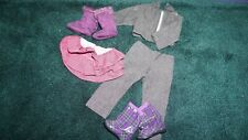 """18"""" Inch Doll Clothes Fall Style- For American Girl,Journey Girl,Our Generation"""
