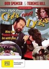 Bud Sspencer & Terence Hill Movie - CATS AND DOGS / Thieves and Robbers - DVD