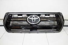 TOYOTA HILUX REVO ROCCO 2018 GENUINE FRONT GRILLE 53100-YP030-40-50-60