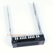 "Tray SAS HDD Caddy for Lenovo ThinkServer RD330 RD430 RD530 RD630 3.5"" 03X3969"