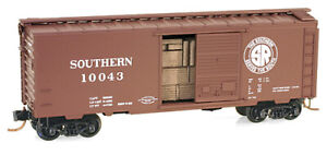Micro-Trains 02000530 N Southern Railway 40' Standard Single Door Box Car #10043
