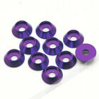 M3~M6 CNC Alloy Aluminium Countersunk Washer Head Bolt Gasket For RC Model LOT