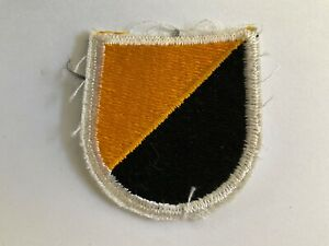 Ranger Training Brigade, US Army Infantry School Beret Flash Patch