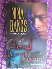 Eternal Pleasure by Nina Bangs - paranormal romance vampires
