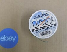 Cortland Fishing Line Camo Mono/Ice Braid (Select One) USA NEW/Vintage?