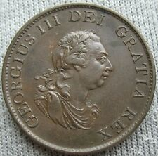 1799 Great Britain 1/2 Penny