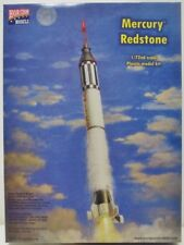 Horizon Models Mercury Redstone Rocket W/ Capsule model kit 1/72