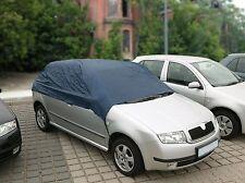 PKW Halbgarage klein S / M - Nylon - Auto Winter Abdeckung Schnee Unitec 75862