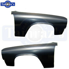 1971 1972 71 72 El Camino & Chevelle Wagon Front Front Fenders - Pair LH & RH