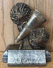 Cheerleading / Pom Pon Trophy - Free Engraving