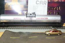 62 FOOT TANK  car built 1/87 ho ATHEARN GENERAL DYNAMICS CORPORATION