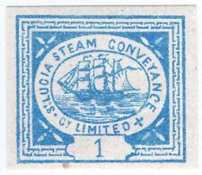 (I.B) St Lucia Cinderella : St Lucia Steam Conveyance 1d