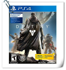 PS4 DESTINY SONY PlayStation Activision Shooting Games