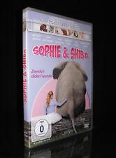 DVD SOPHIE & SHIBA - ZIEMLICH DICKE FREUNDE - ZIRKUS-ABENTEUER *** NEU ***